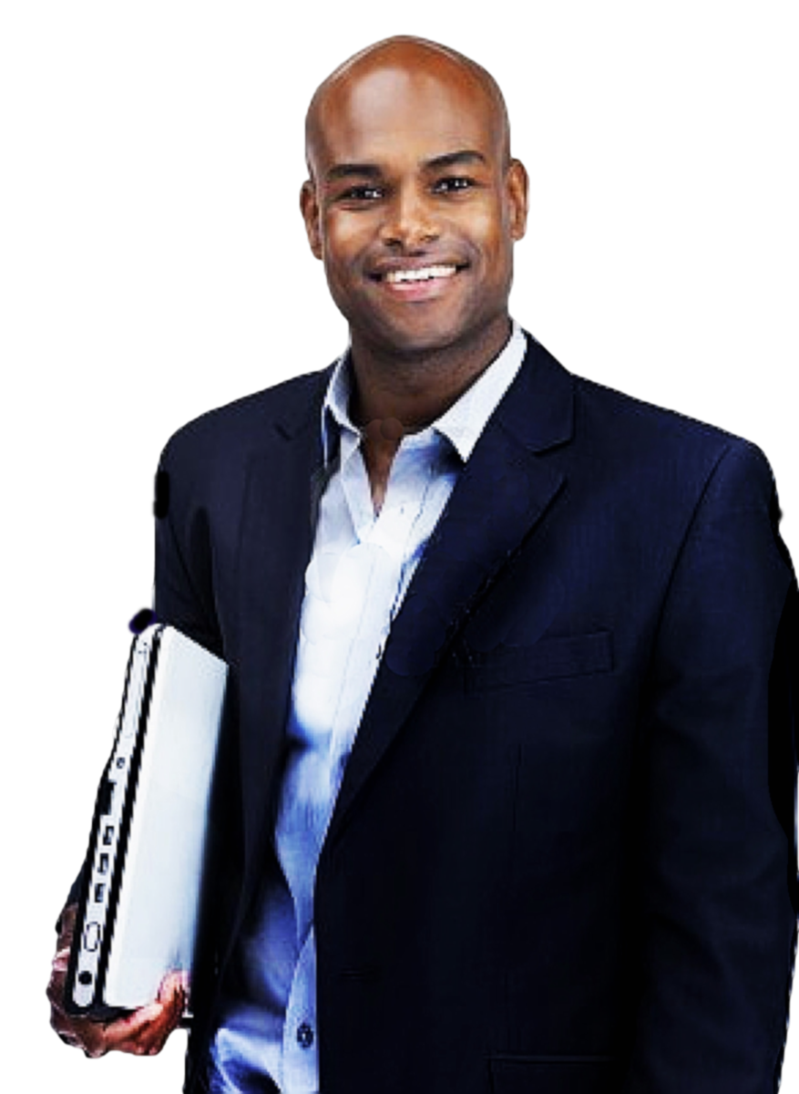 6228809-portrait-of-a-smiling-african-american-business-man-with-a-laptop-on-white-background_clipped_rev_2